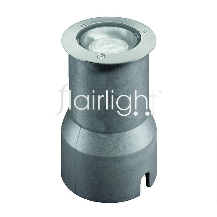 Flairlight dot-spot IP68 10w 24vDC LED Uplight