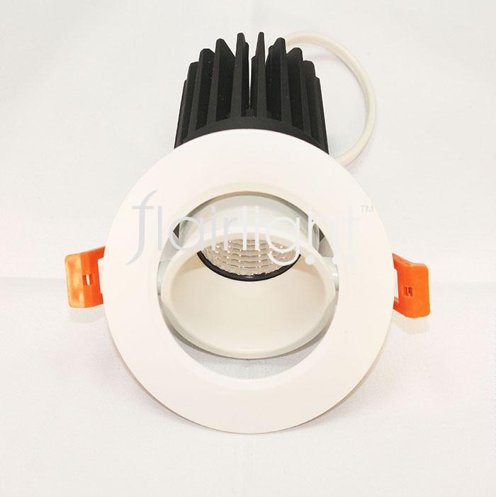 flairlight new tilt led light fitting 401 series