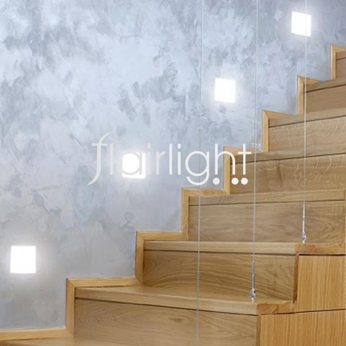 square step lightss