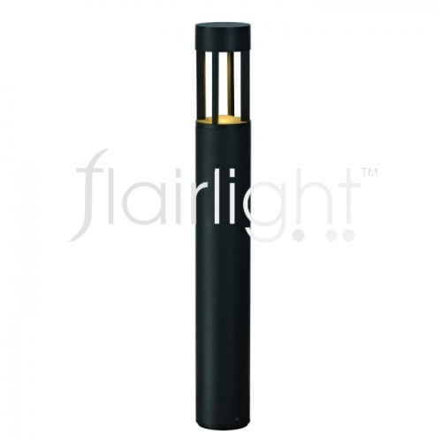Flairlight IP44 LED Round Section Bollard