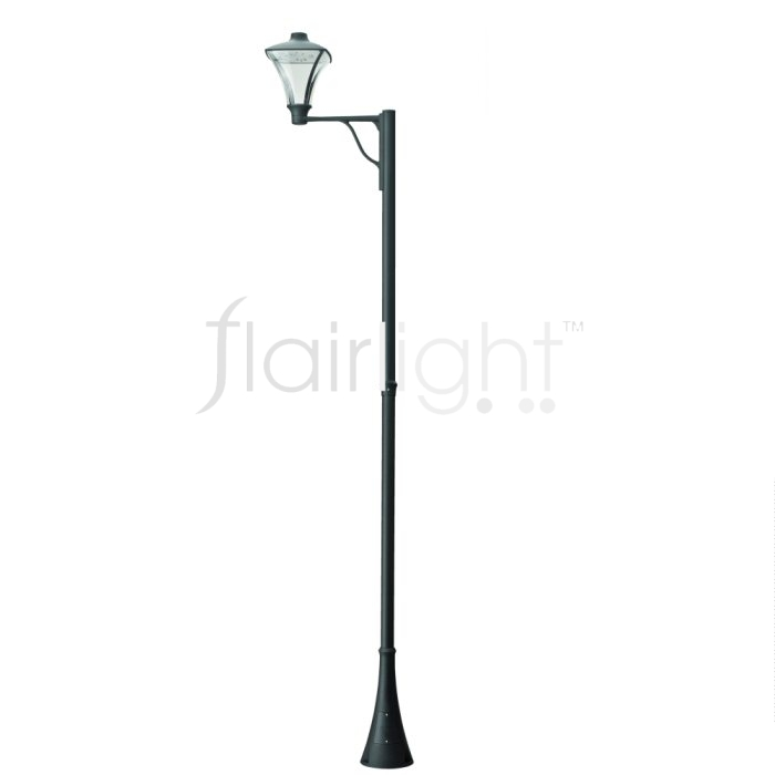 Flairlight IP65 LED Single Arm Column