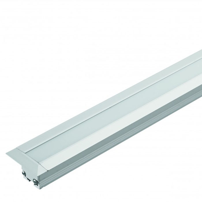 Slimlux 19K Narrow Integrated & Surface Mounted Line Light IP20 24v DC