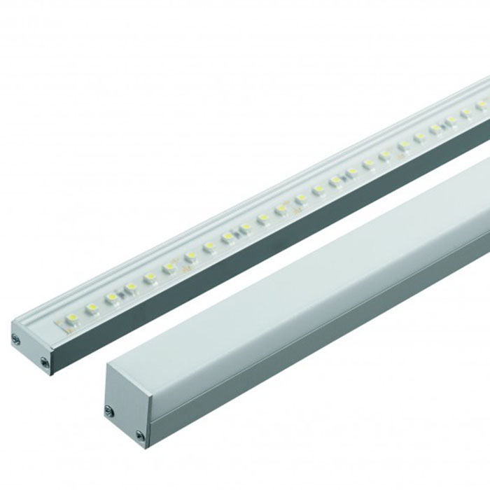 Slimlux 19 180 Integrated & Surface Mounted Line Light IP20 24 V DC