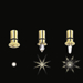 Flairlight Starry Sky Effects Crystal Fibre Optic Lighting Kit