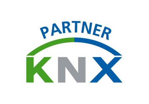 KNX lighting control partner logo