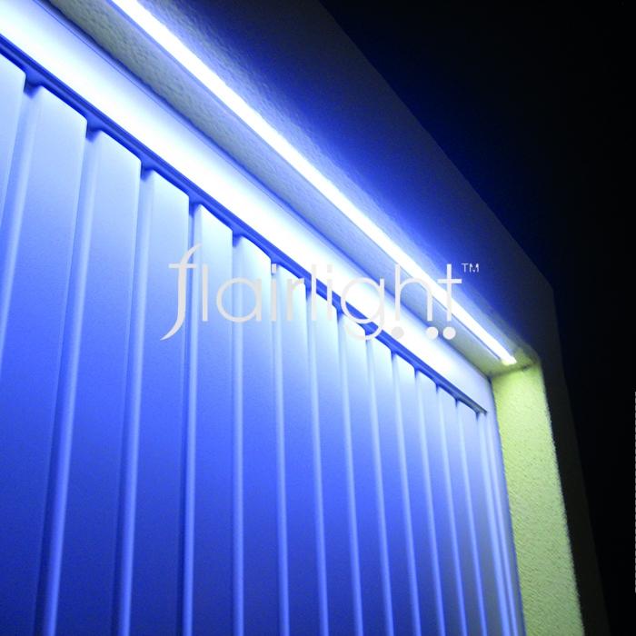 integrated line light