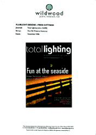 Total Lighting magazine cover