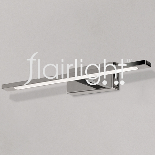 Flairlight LED Chrome Mirror Light Large