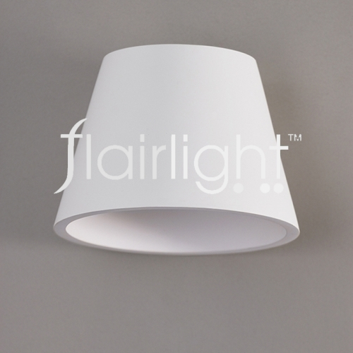 flairlight LED Plaster Wall Lamp