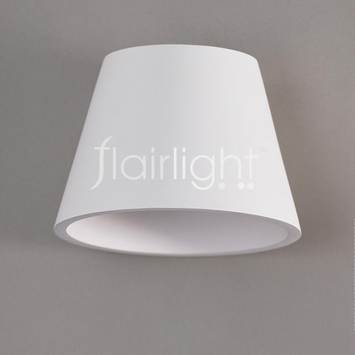 flairlight LED Plaster Wall Lamp