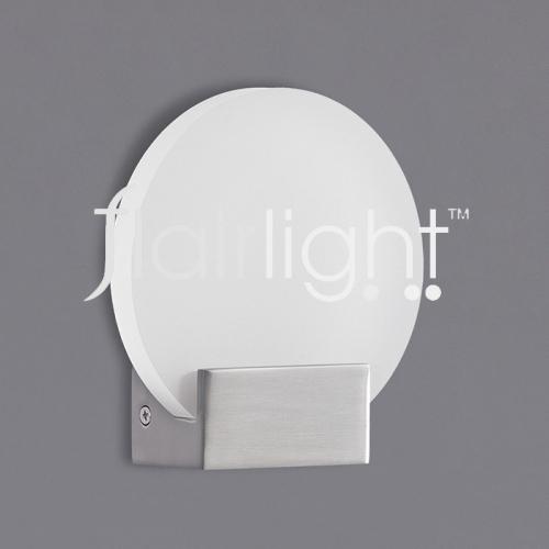 Flairlight decorative LED circular wall light
