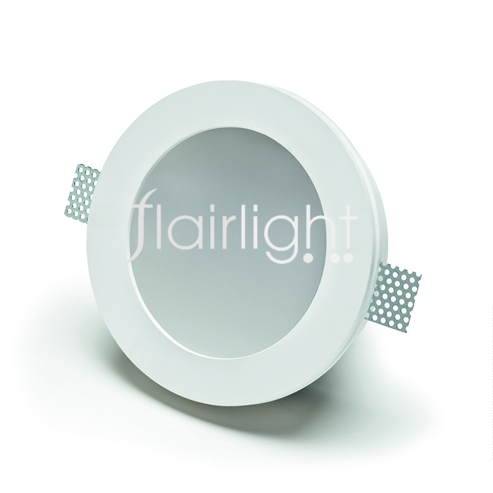 Flairlight 7w IP44 Plaster-in Downlight