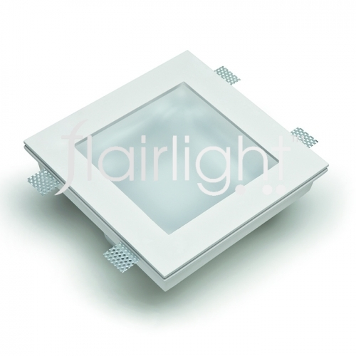 Flairlight 16w IP20 Square Plaster-in Luminaire