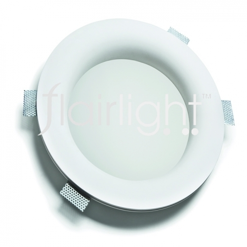 Flairlight IP44 30w Plaster-in Circular Downlight