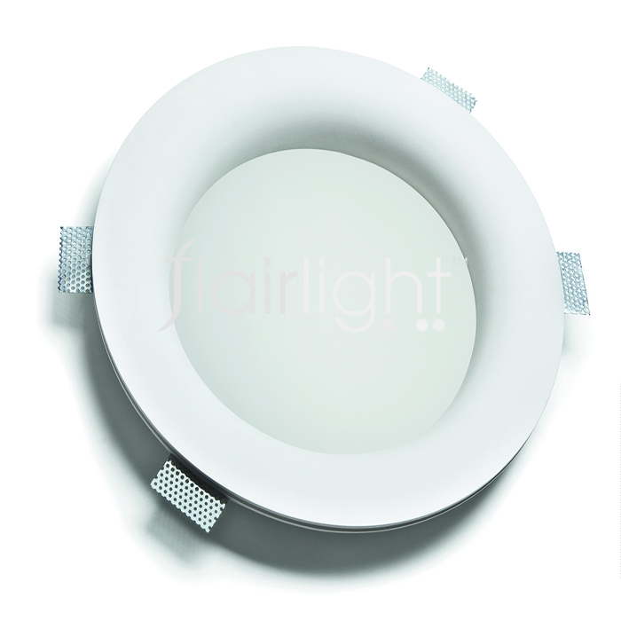 Flairlight IP44 30w Plaster-in Circular Downlight
