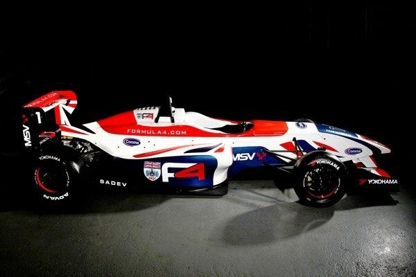 Formula 4 BRDC